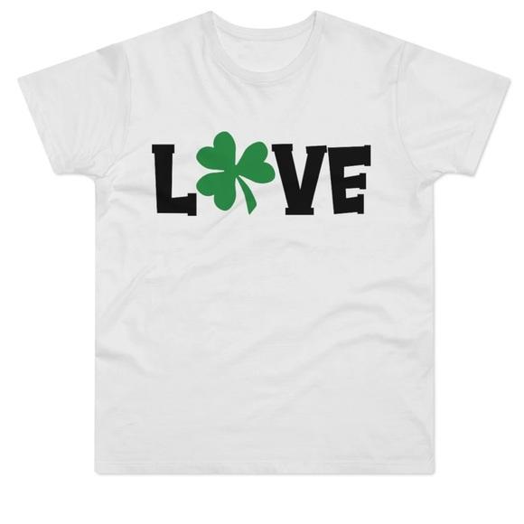 St. Patrick's Day LOVE shirt